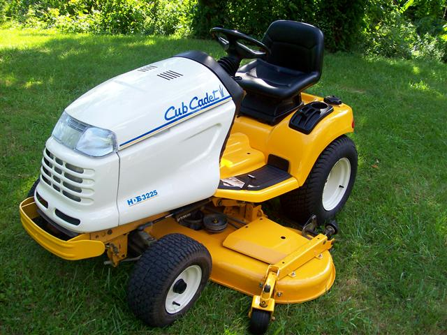 on-site riding mower repairs